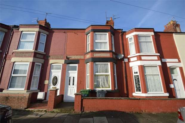 3 Bedrooms Terraced House for sale in Beverley Road, New Ferry, Merseyside