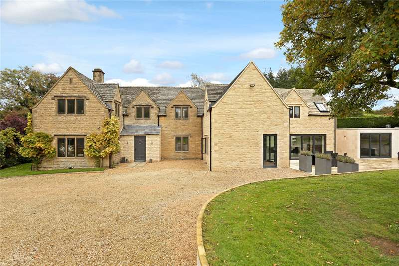 5 Bedrooms Detached House for sale in Upper Dowdeswell, Andoversford, Cheltenham, GL54