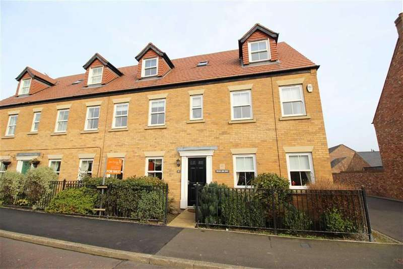 6 Bedrooms Town House for sale in Netherwitton Way, Newcastle Upon Tyne, NE3