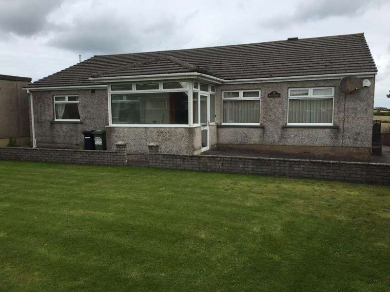 3 Bedrooms Bungalow for sale in 'Went Head', 18 Maryport Road, Dearham, Cumbria, CA15 7EE
