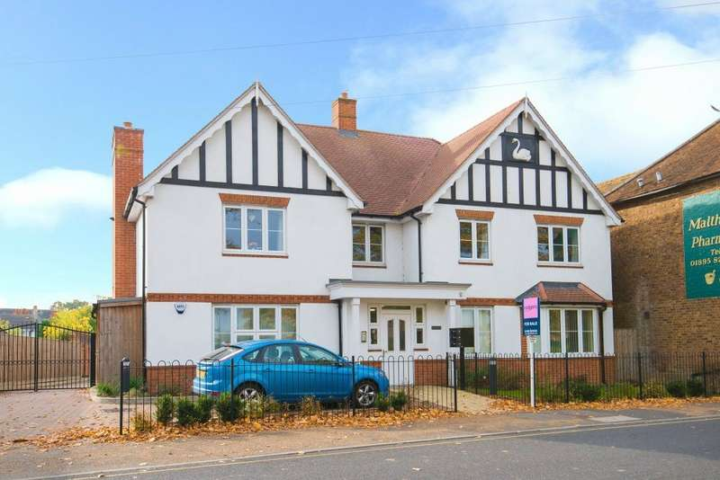2 Bedrooms Flat for sale in Swan Lodge, Breakspear Road North, Harefield, Middlesex
