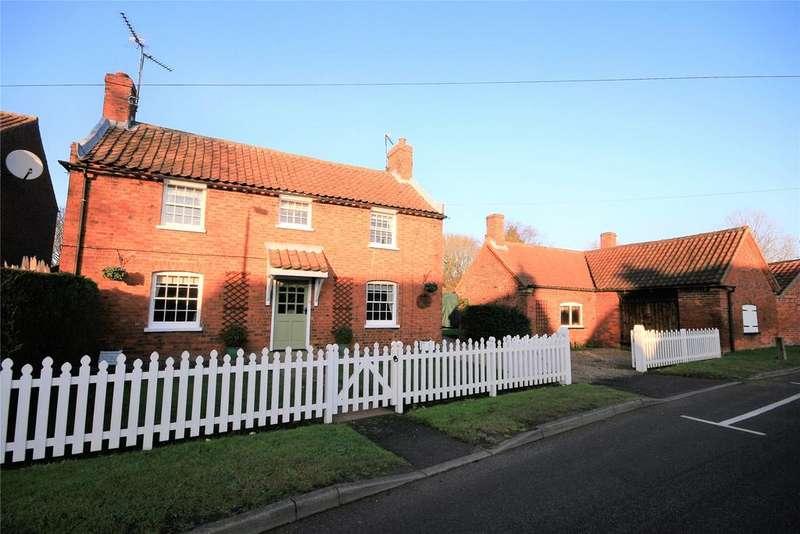 4 Bedrooms Detached House for sale in Royal Oak Lane, Aubourn, LN5