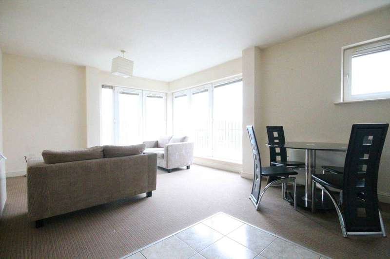 1 Bedroom Apartment Flat for sale in Richmond Court, North George Street, Salford