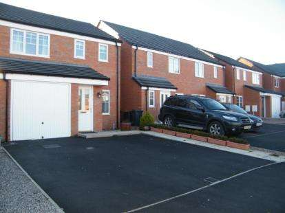 3 Bedrooms Detached House for sale in Brimstone Road, Winsford, Cheshire