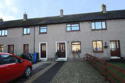 3 Bedrooms Terraced House for sale in Bearside Road, Stirling