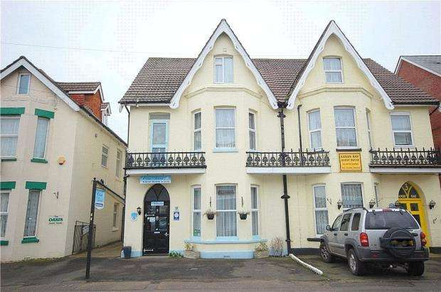 8 Bedrooms Hotel Commercial for sale in Bournemouth, Dorset, BH5