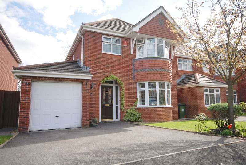 3 Bedrooms Detached House for sale in Clos Brenin, Brynsadler, Pontyclun, CF72 9GA