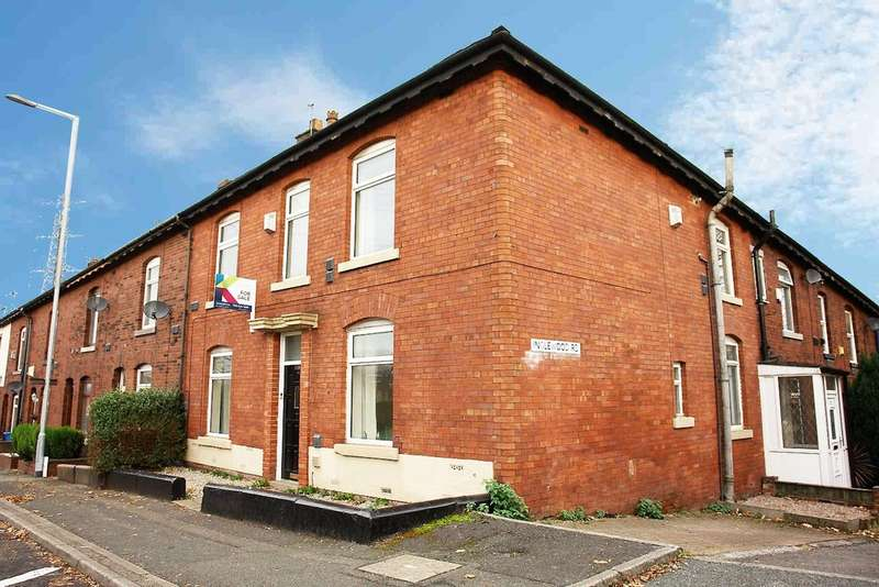 4 Bedrooms End Of Terrace House for sale in 1118 Middleton Road, Chadderton