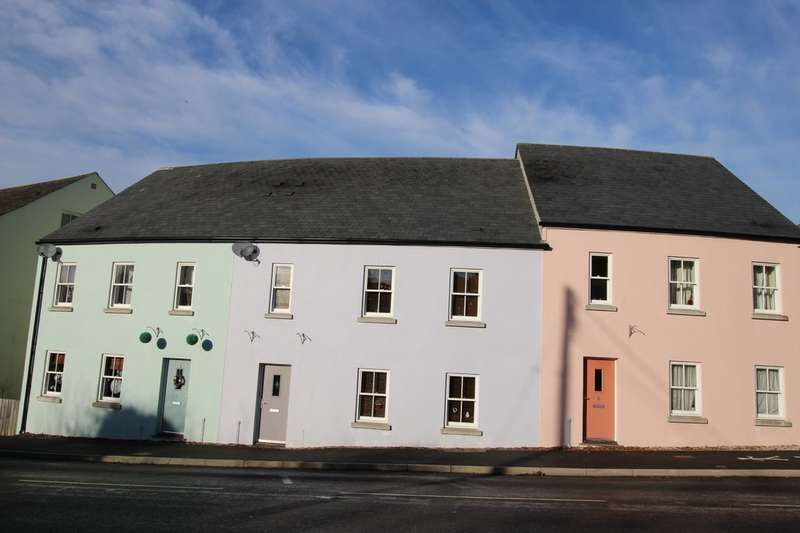 4 Bedrooms Terraced House for sale in London Inn Mews, South Brent, Devon