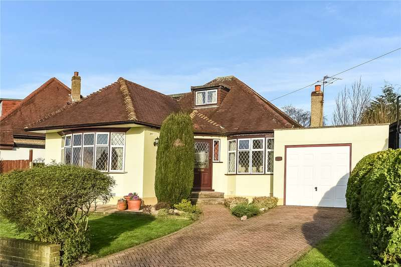 3 Bedrooms Bungalow for sale in Hillside Crescent, Northwood, Middlesex, HA6