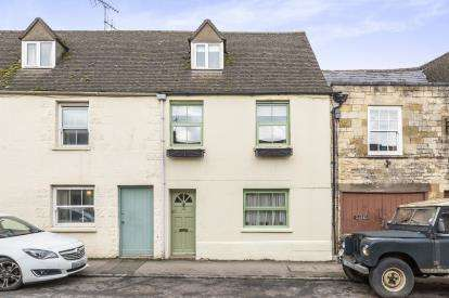 3 Bedrooms Terraced House for sale in Gloucester Street, Winchcombe, Cheltenham, Gloucestershire