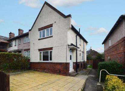 3 Bedrooms End Of Terrace House for sale in Crowder Crescent, Sheffield, South Yorkshire