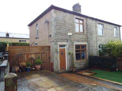 2 Bedrooms Semi Detached House for sale in Clayton Avenue, Rossendale, Lancashire, BB4