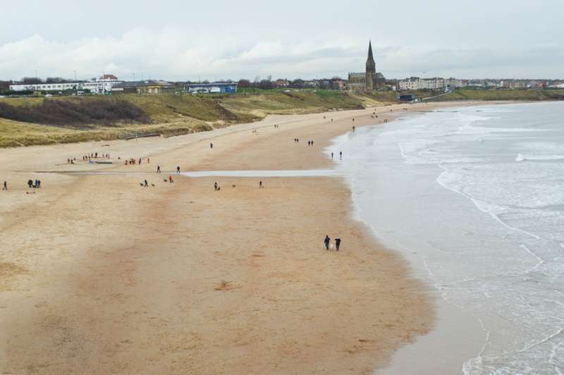 2 Bedrooms Apartment Flat for sale in Priors Terrace, Tynemouth, NE30