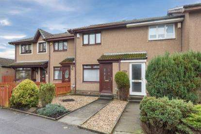 2 Bedrooms Terraced House for sale in Mansfield Way, Girdle Toll, Irvine, North Ayrshire