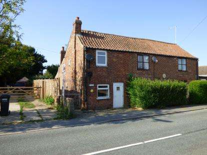 2 Bedrooms Semi Detached House for sale in Main Street, Mareham-le-Fen, Boston