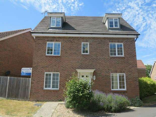 5 Bedrooms Detached House for rent in Allfrey Grove, Spencers Wood, RG7 1FH