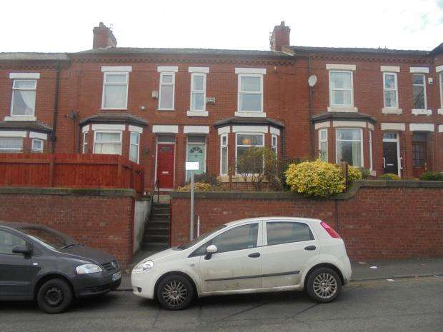 3 Bedrooms Terraced House for sale in Hengist Street, Manchester, M18
