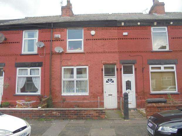 3 Bedrooms Terraced House for sale in Guildford Road, Manchester, M19