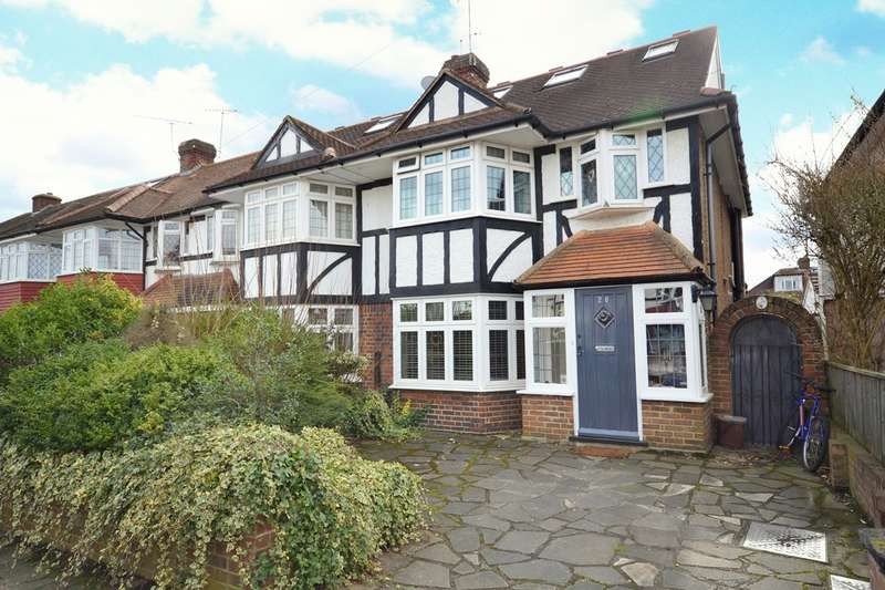 4 Bedrooms End Of Terrace House for sale in North Kingston