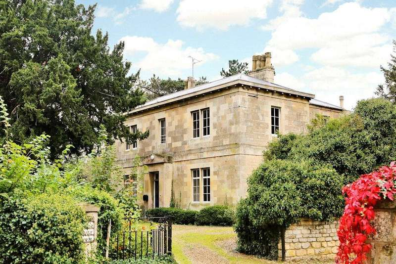 7 Bedrooms Detached House for sale in Manor Farmhouse Mini Estate, Greatford, Stamford