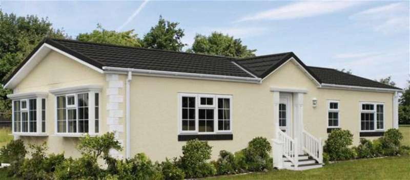 2 Bedrooms Detached Bungalow for sale in Willow Brook Park, Deeside, Flintshire, Deeside, Flintshire
