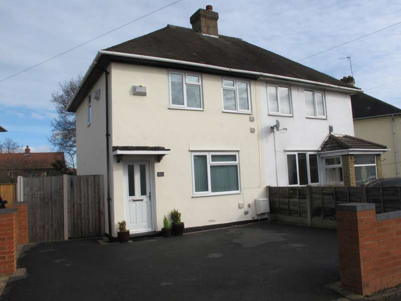 3 Bedrooms Semi Detached House for sale in Yockleton Road, Birmingham