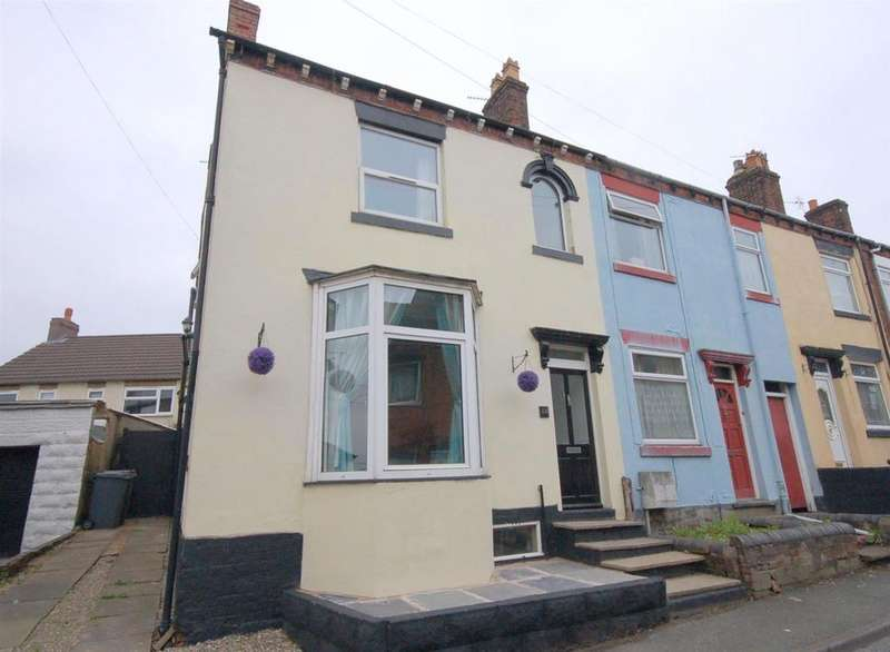 4 Bedrooms End Of Terrace House for sale in Chester Road, Audley