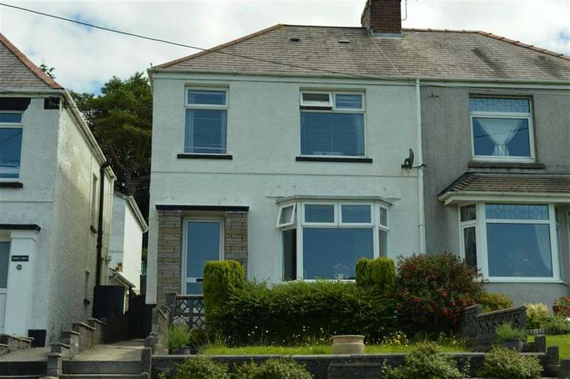 3 Bedrooms Semi Detached House for sale in Carmarthen Road, Swansea, SA4