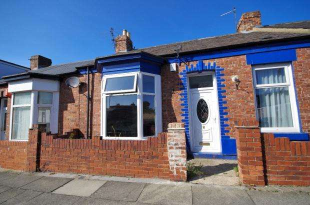 2 Bedrooms Cottage House for sale in Raby Street, Millfield, SR4