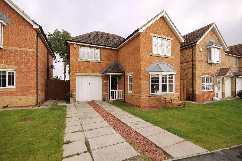 3 Bedrooms Detached House for sale in Picktree Gardens, Hartlepool