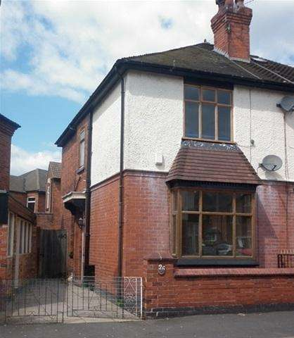 3 Bedrooms Semi Detached House for sale in LANSDOWNE RD, HARTSHILL, STOKE ON TRENT