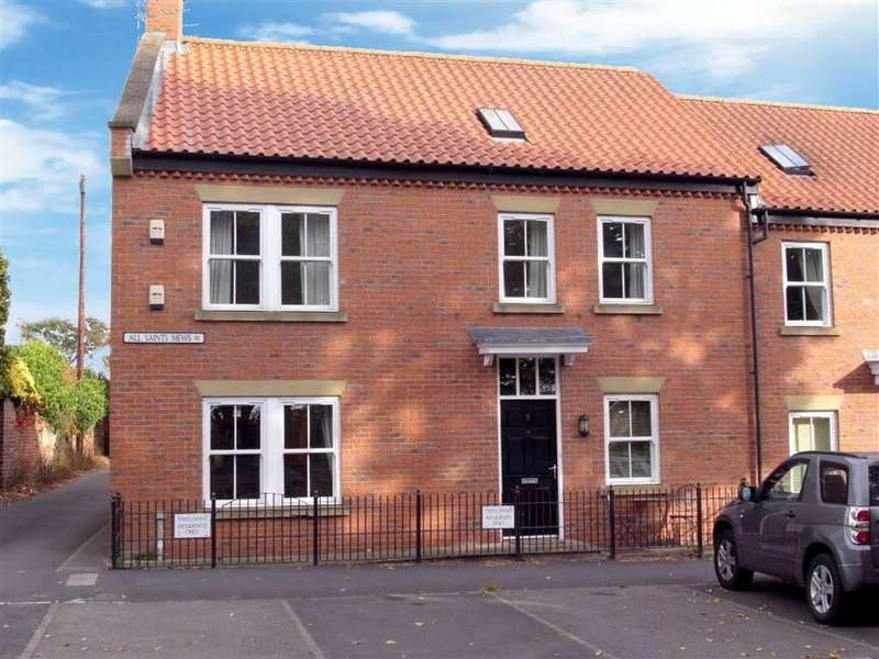 2 Bedrooms Apartment Flat for sale in All Saints Mews, Church View, Darlington