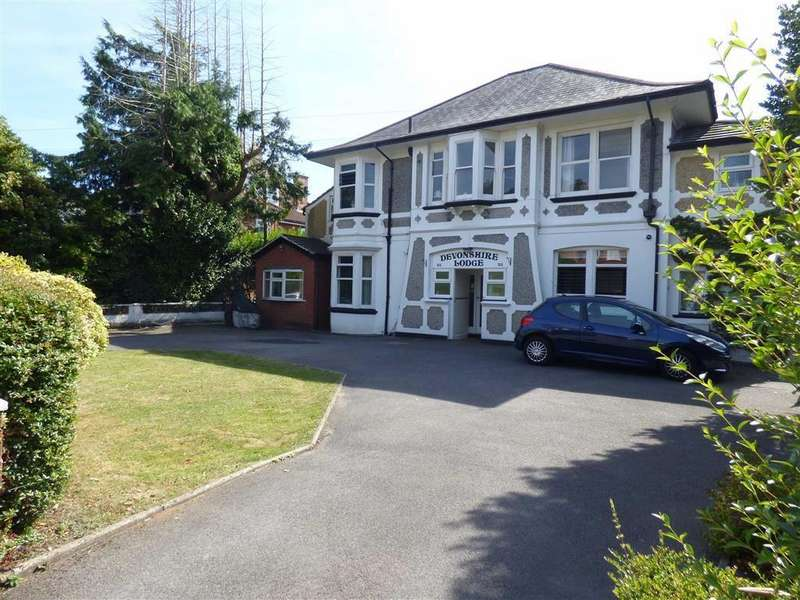1 Bedroom Flat for sale in Portchester Road, Bournemouth, Dorset, BH8