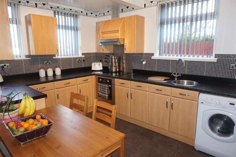 3 Bedrooms Terraced House for sale in Barberry Avenue, Thornbury,Bradford, BD3 7AJ