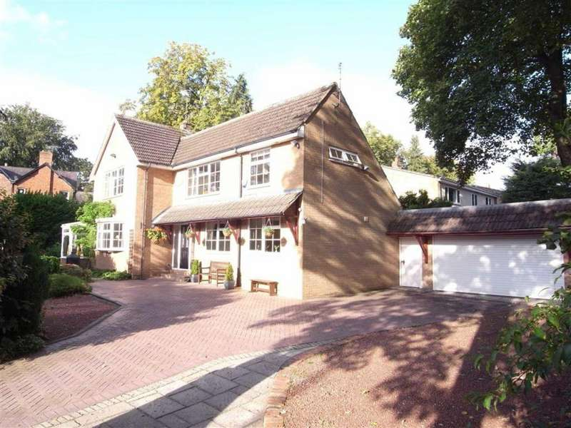 4 Bedrooms Detached House for sale in Coniscliffe Road, Darlington