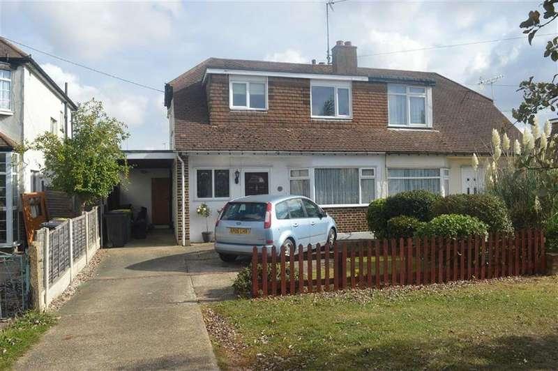 4 Bedrooms Semi Detached House for sale in Ashingdon Road, Ashingdon, Essex
