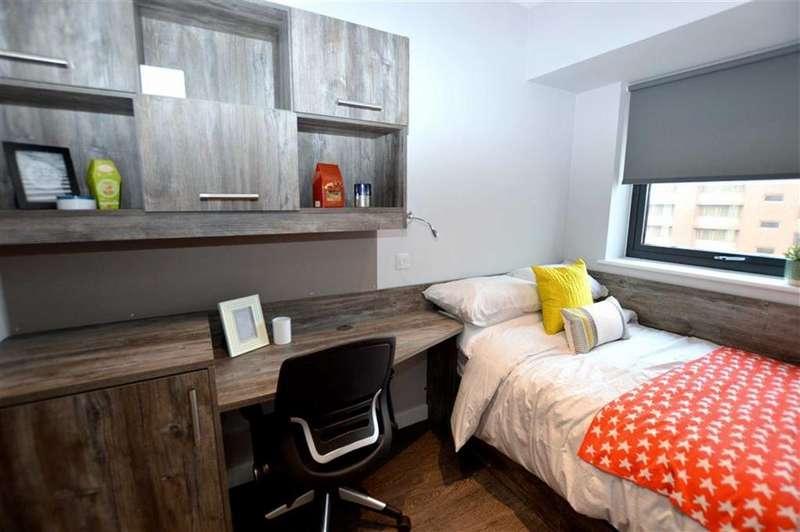 Studio Flat for rent in Queens Court, Queens Walk, Reading