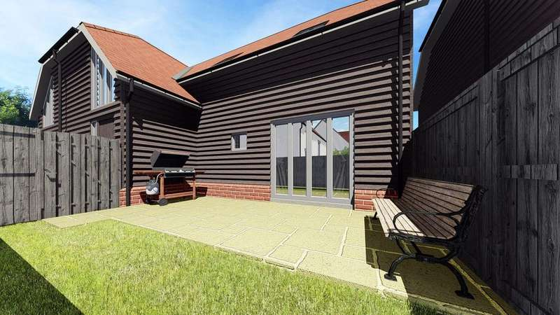 3 Bedrooms Semi Detached House for sale in Warminster