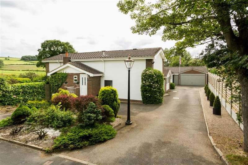 3 Bedrooms Detached House for sale in Scarsdale Ridge, Bardsey, LS17