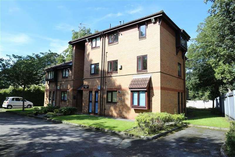 1 Bedroom Flat for sale in Candleford Road, Withington, Manchester