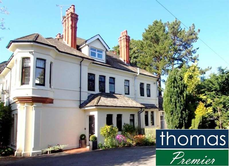 6 Bedrooms Detached House for sale in Berwick Road West, Wirral