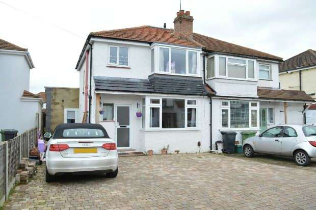3 Bedrooms Semi Detached House for sale in Southville Close, Ewell