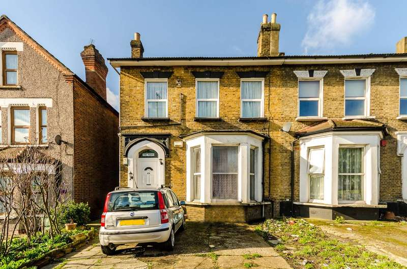 1 Bedroom Flat for sale in Parchmore Road, Thornton Heath, CR7