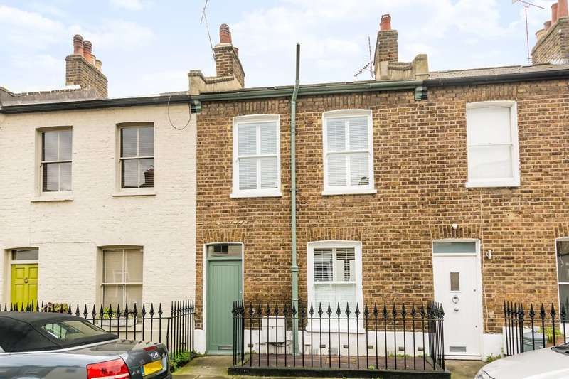 2 Bedrooms House for sale in Snarsgate Street, North Kensington, W10