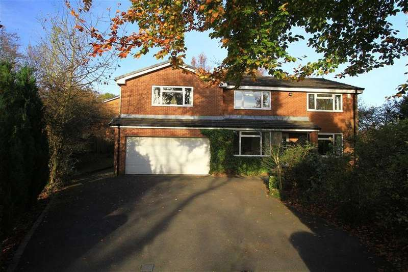 6 Bedrooms Detached House for sale in 5, Bowling Green Way, Bamford, Rochdale, OL11
