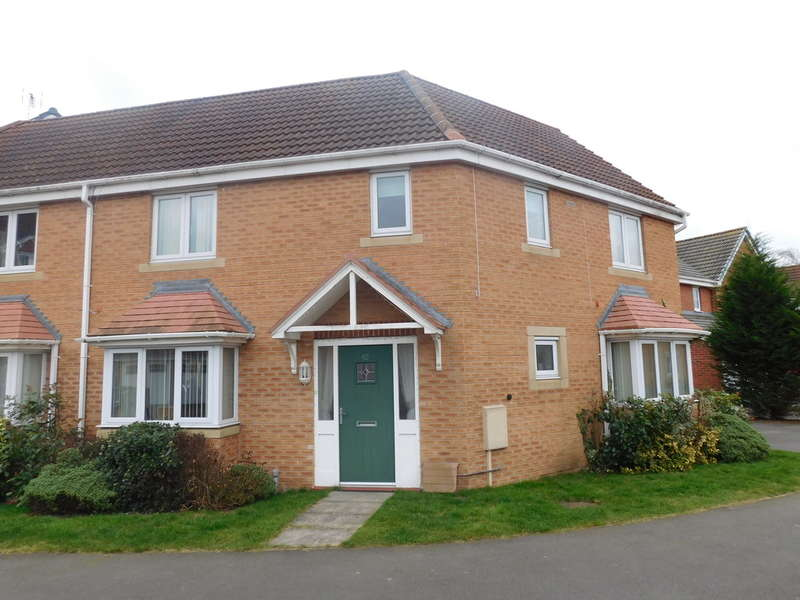 4 Bedrooms Semi Detached House for sale in Trinity Road, Edwinstowe, Mansfield