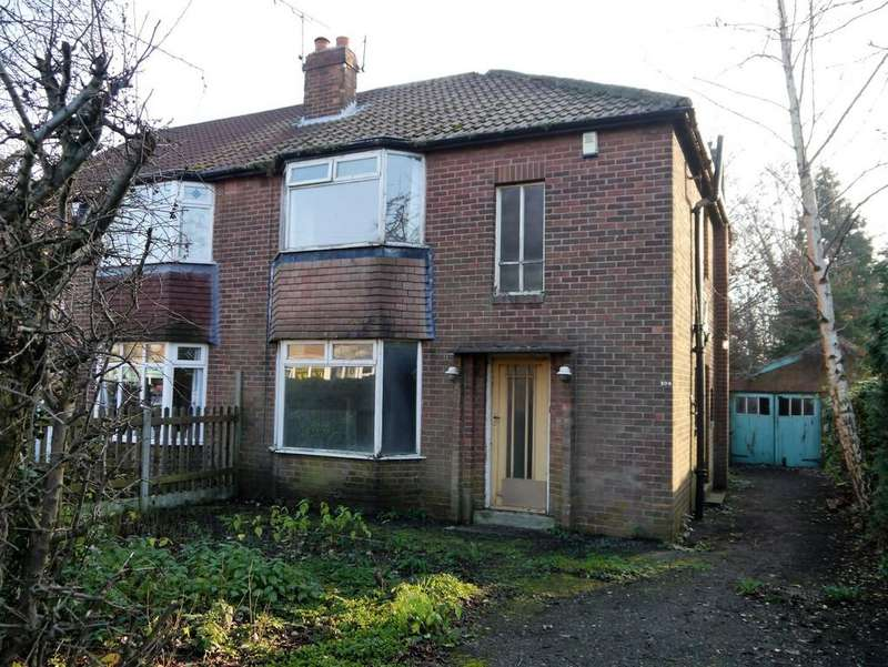3 Bedrooms Semi Detached House for sale in Butcher Hill, Leeds 16