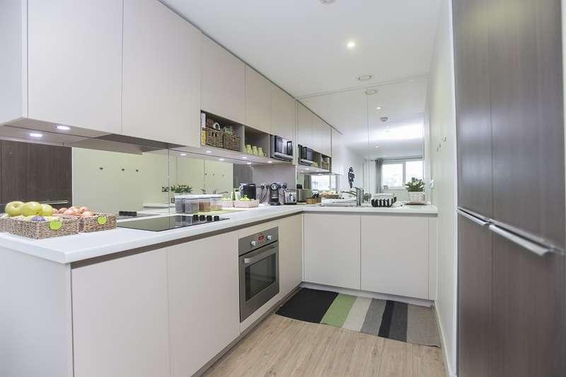 2 Bedrooms Flat for sale in Blackheath road, London, London, SE10