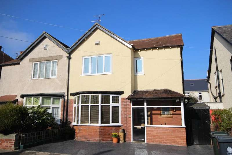 4 Bedrooms Semi Detached House for sale in Tynedale Avenue, Whitley Bay, NE26